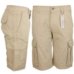 Details zu Camel active Herren Bermuda Shorts Madison beige 7Z91 496305 10