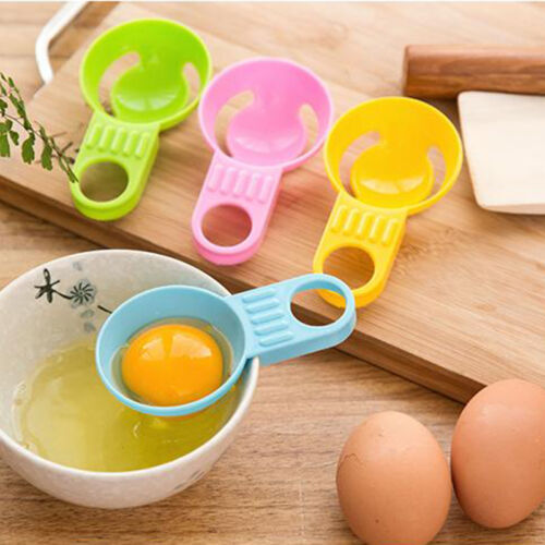 Egg Separator White Yolk Sifting Home Kitchen Chef Dining Cooking Helper Hot