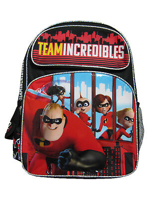 """A14241 Incredibles 2 Large Backpack 16/"""" x 12/"""""""