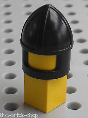 Casque personnage LEGO CHATEAU CASTLE minifig helmet 3896 6080 6090 6081 6074