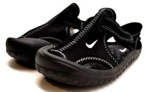 newest ca8d0 e7d05 Image is loading Nike-Sunray-Protect-344925-011-Black-US-Size-