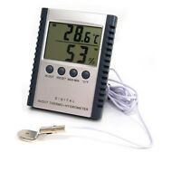 Hc520 Digital Thermometer Hygrometer
