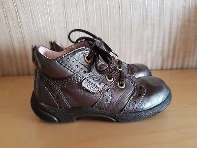 Ecco Schuhe Kinderschuhe Lederschuhe Sneaker Halbhoheschuhe festlich