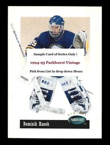 1994-95-Parkhurst-Vintage-1-90-SE-Inserts-Hockey-LOT-x1-U-Pick