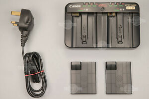 READ-Genuine-Canon-LC-E4N-Battery-Charger-EOS-1DX-I-II-1D-III-LP-E4-LP-E4N