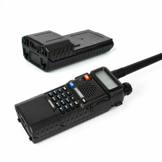 6xAA Battery Case Shell Box For Two Way Radio For Baofeng UV-5R UV-5RE Plus AZ