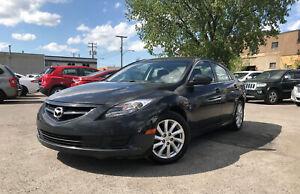 2013 Mazda Mazda6 GS GROUPE ELEC/TRES PROPRES/AC/MAG/CRUISE