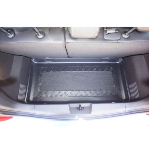 Original TFS Premium Kofferraumwanne Antirutsch Matte für Opel Karl ab 2015