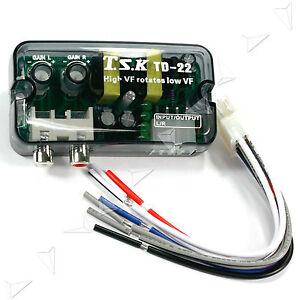 high to low rca car stereo speaker level converter kit ebay. Black Bedroom Furniture Sets. Home Design Ideas