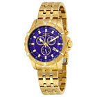 Invicta Specialty Chronograph Blue Dial Mens Watch 17504