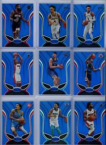 2019-20 Panini Certified Basketball Blue Parallel Singles - Pick Your Players