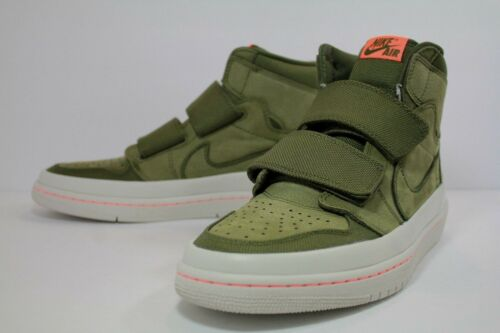 Os Air 1 Strp Aq7924 Hi Toile Jordan lumière Olive Re Double cône 305 Nike zEqYfdxz