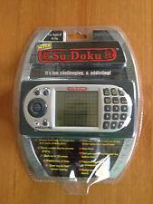 New MAXIMO Super Su Doku Pocket Arcade Electronic Travel Handheld Puzzle Game
