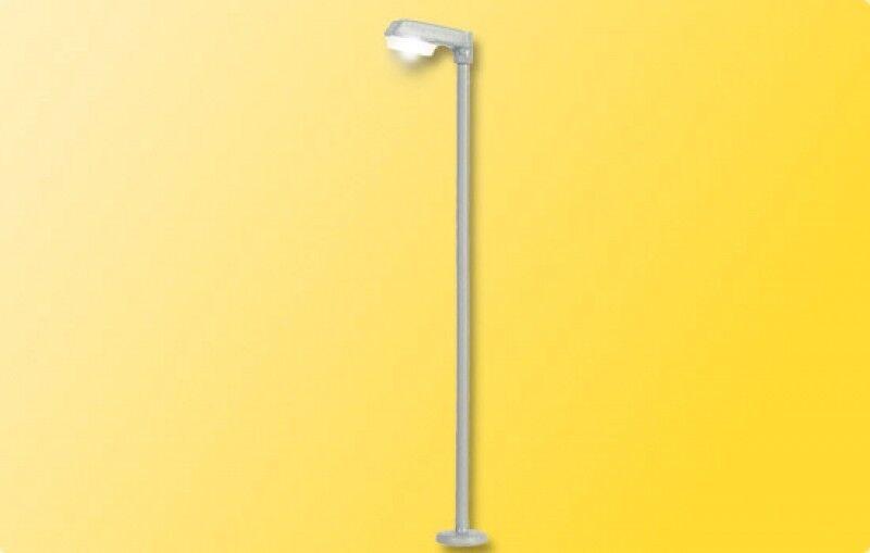 4 x Viessmann 6497 strade Lampada Modern con brevetto steckfuß Spur N 1 160 - NUOVO