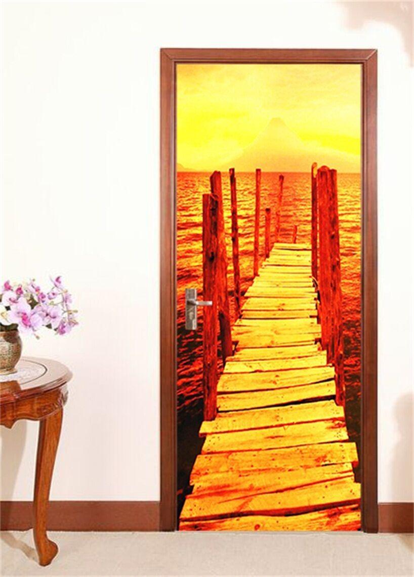 3D Dämmerung 8 Tür Tür Tür Wandmalerei Wandaufkleber Aufkleber AJ WALLPAPER DE Kyra | München Online Shop  | Deutschland Store  | Vogue  e5a5ba