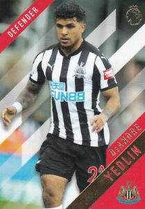 2017-18-Topps-Premier-League-or-Football-Cartes-a-Collectionner-94-Deandre