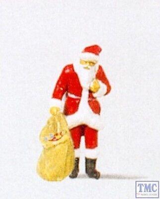 PR29027 Preiser OO//HO Gauge Santa Claus with Gifts