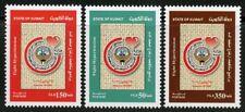 KUWAIT FIGHT HYPERTENSION SCOTT#1055/57  SET  MINT NH AS SHOWN