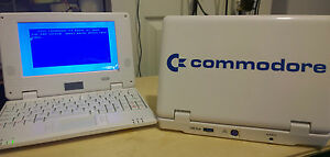 C64p - C64DTV based C64 LAPTOP includes SD2IEC - Commodore 64 - SX64 but smaller