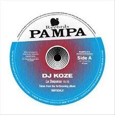La  Duquesa [Single] by DJ Koze (Vinyl, Apr-2013, Pampa (Electronic))