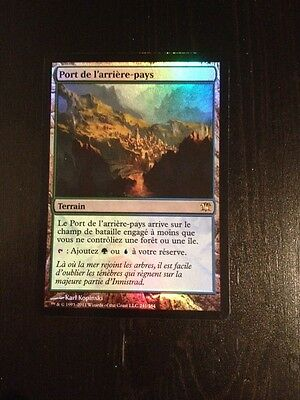 Mtg 1x Hinterland Harbor Innistrad japanese near mint