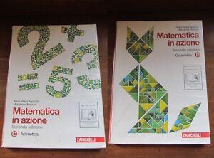 Matematica in azione - seconda edizione - Volume C-D + CD - [ISBN:9788808154996]