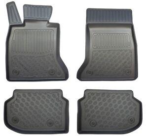 nicht X-drive OPPL Fußraumschalen Automatten für BMW 5er F10 Limousine 2013