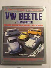 VW VOLKWAGEN BEETLE +T2 TRANSPORTER HAYNES RESTORATION MANUAL buy restore repair