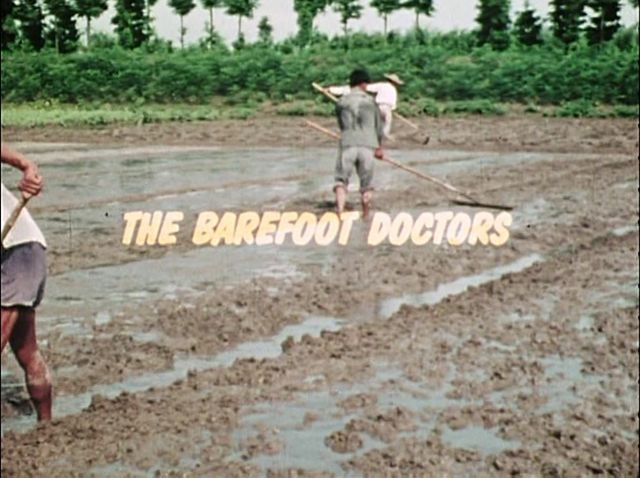 THE BAREFOOT DOCTORS OF RURAL CHINA