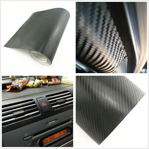 car suv interior accessories handle console carbon fiber wrap vinyl film sticker ebay. Black Bedroom Furniture Sets. Home Design Ideas