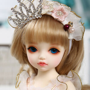 "New 1//6 Handmade Resin BJD MSD Lifelike Doll Joint Doll Women Girl Gift 10/"" Mien"