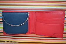 Paul Smith PS detatchable MEDAGLIA Pouch WALLET NUOVO