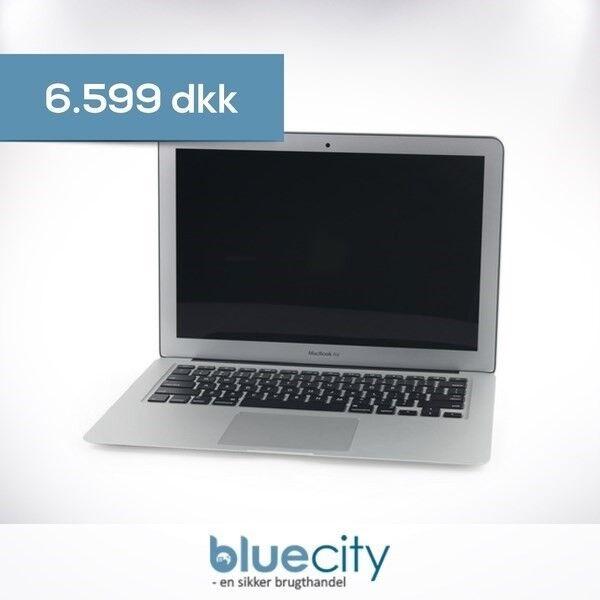 brugt macbook air 13