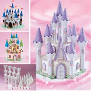 Polystyrene Princess Castle Cake Topper