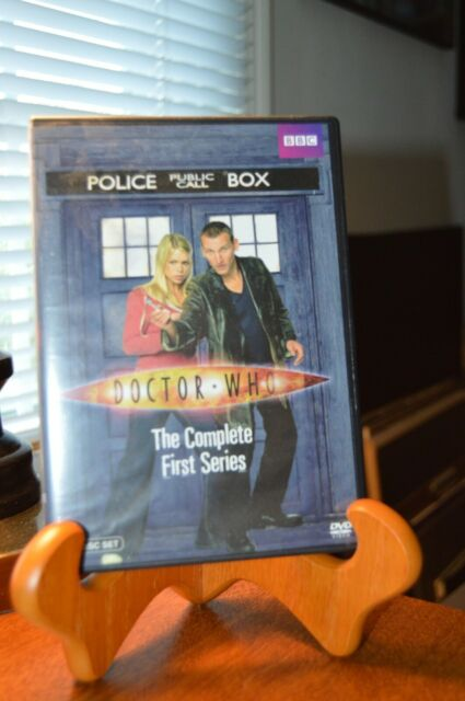 Doctor Who - The Complete First Series (DVD, 2006, 5-Disc Set)