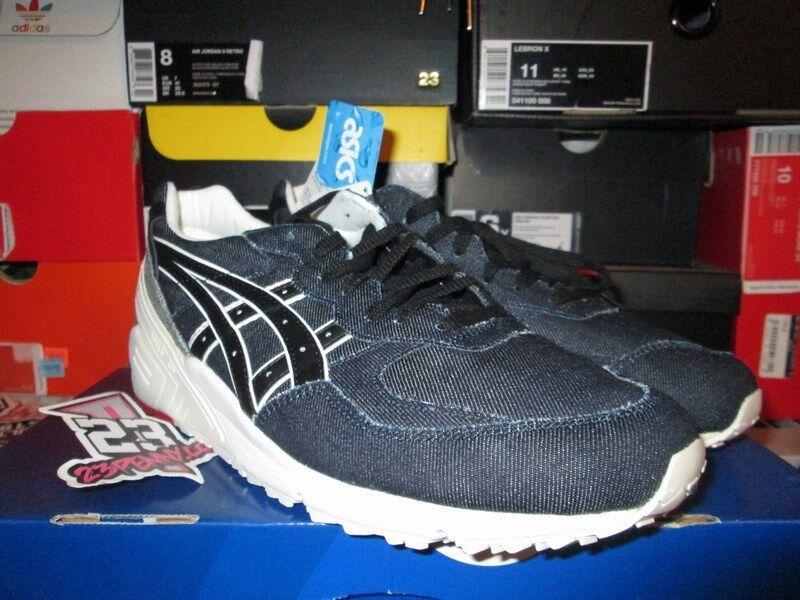 Verkauf asics gel aus denim - packung navy weiße h6l1n 5090 größe 8 - 13 ds neue