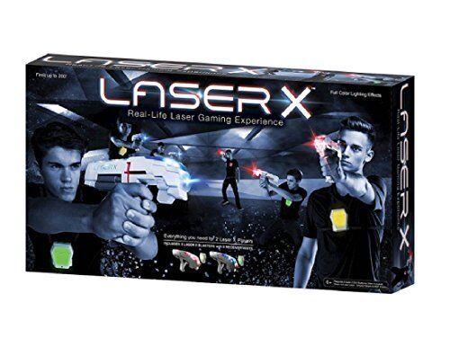 Laser - x 3 spieler bündel (1 spieler und 1 2 player) laser - tag - set