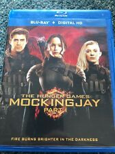 Blu-Ray The  Hunger Games Mocking Jay Part 1 PG 13 Widescreen No Digital Copy