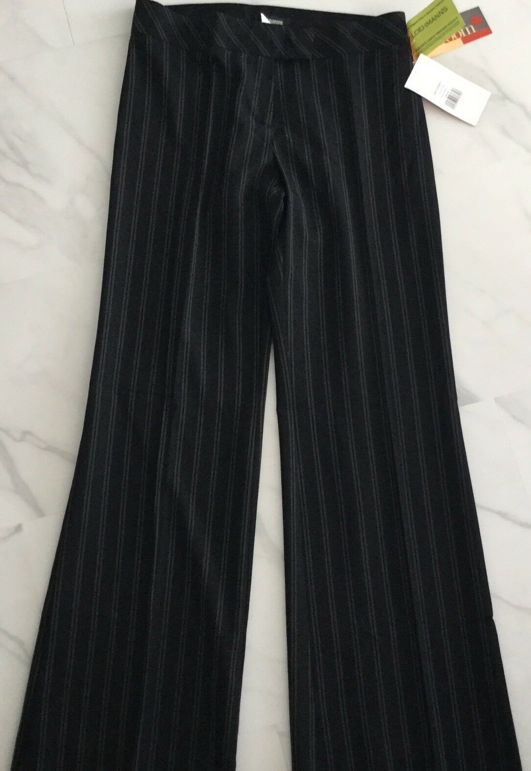 New Sinequanone Women Dress Striped  Pants Size France