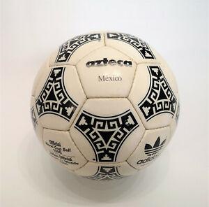 adidas Azteca Mexico Official World Cup Ball 1986 matchball - Berlin, Deutschland - adidas Azteca Mexico Official World Cup Ball 1986 matchball - Berlin, Deutschland