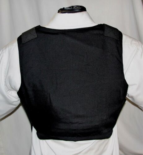 New Large Concealable  IIIA Body Armor BulletProof Made with DuPont Kevlar Vest