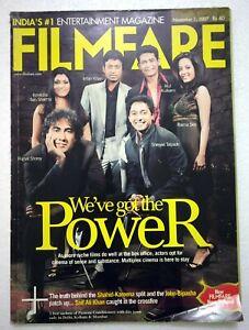 Filmfare-1-Nov-2007-Shah-Rukh-Shreyas-TALPADE-Preity-IRFAN-AMRITA-RAO-SHABANA