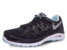 Mujeres Nike Dual Fusion Run 2 Negro Correr Zapatillas Nuevo Reino Unido 7.5 EUR 42