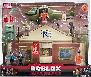 Roblox-Action-Collection-Jailbreak-Museum-Heist-Playset-NEW