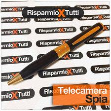 SPY PEN PENNA SPIA CON MICROSPIA VIDEOCAMERA NASCOSTA TELECAMERA SD MICROCAMERA