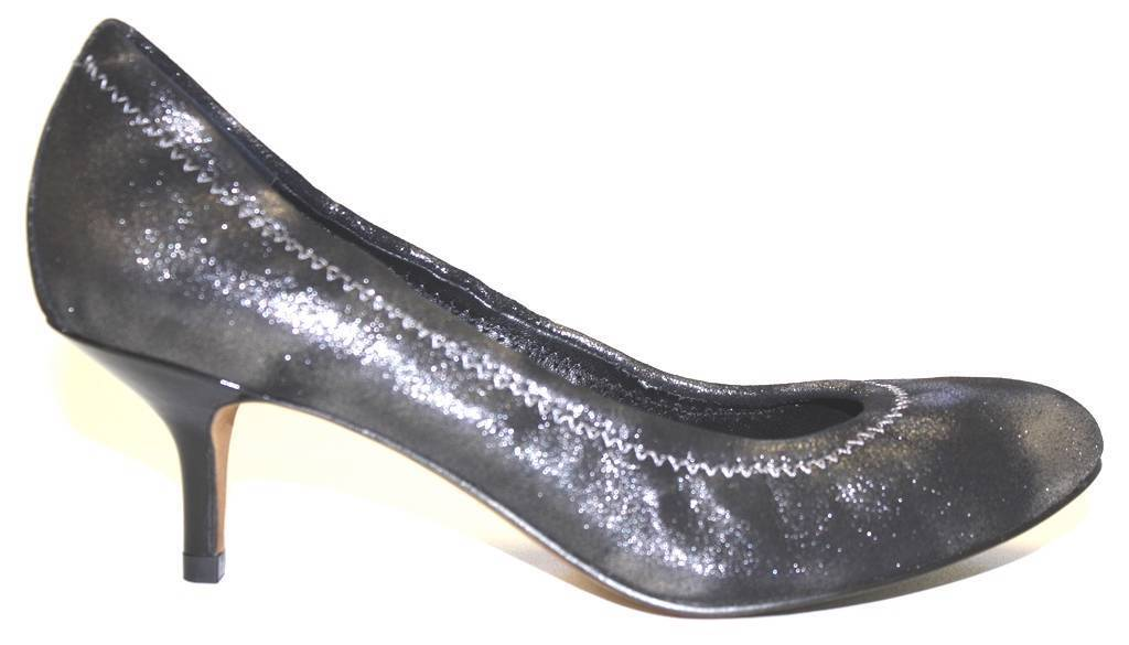 Wouomo scarpe Donald J Pliner YYY2-DBDB Classic Pumps Fabric Pewter Dusted Met