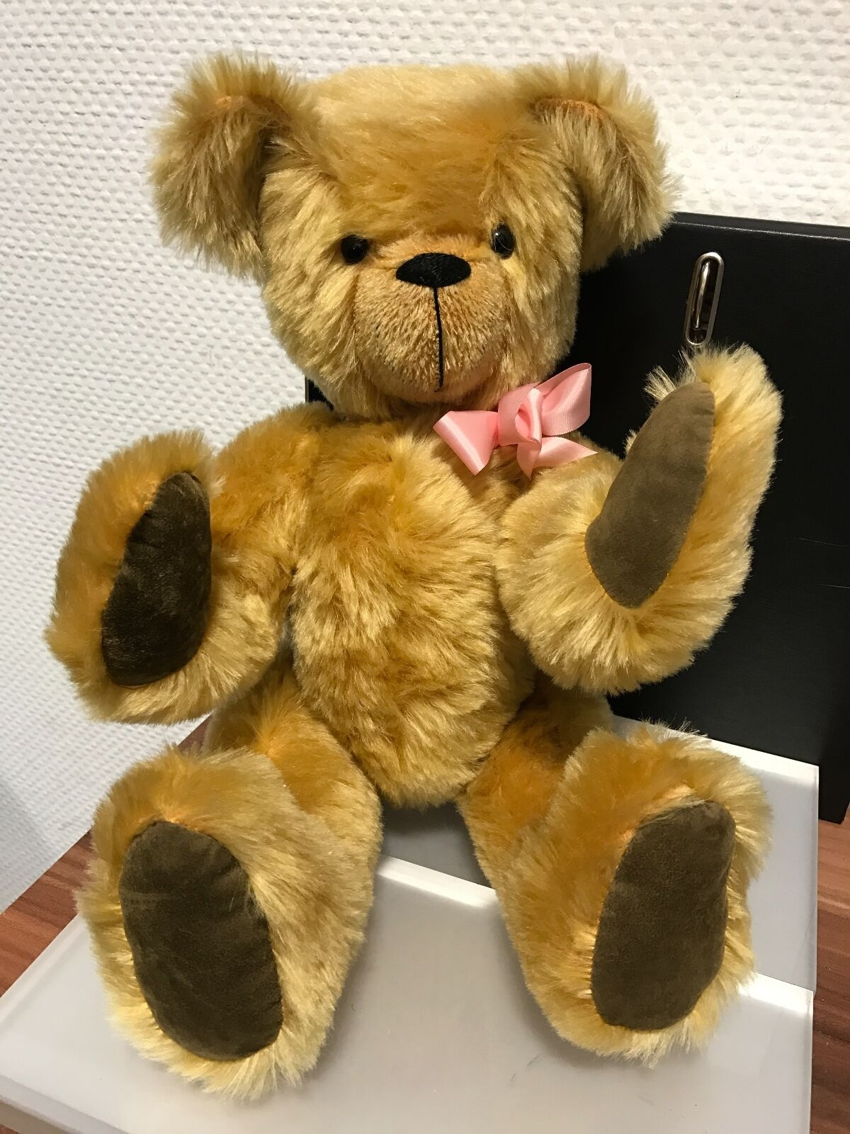 Hermann Teddy cm Bär 47 cm Teddy Top Zustand f04026