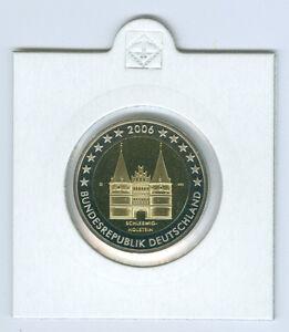 Rfa 2 Euro pièces commémoratives collection 2006-2014 ADFGJ complètement pp (65 pièces)