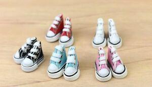 1 paire 3.5cm Chaussures Canva Pour Blythe Dolls Causal 11.5   1pair 3.5cm Canva Shoes For Blythe Dolls Causal 11.5