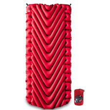 Klymit Insulated Static V Luxe Extra Large Sleeping Camping Pad - Factory Second